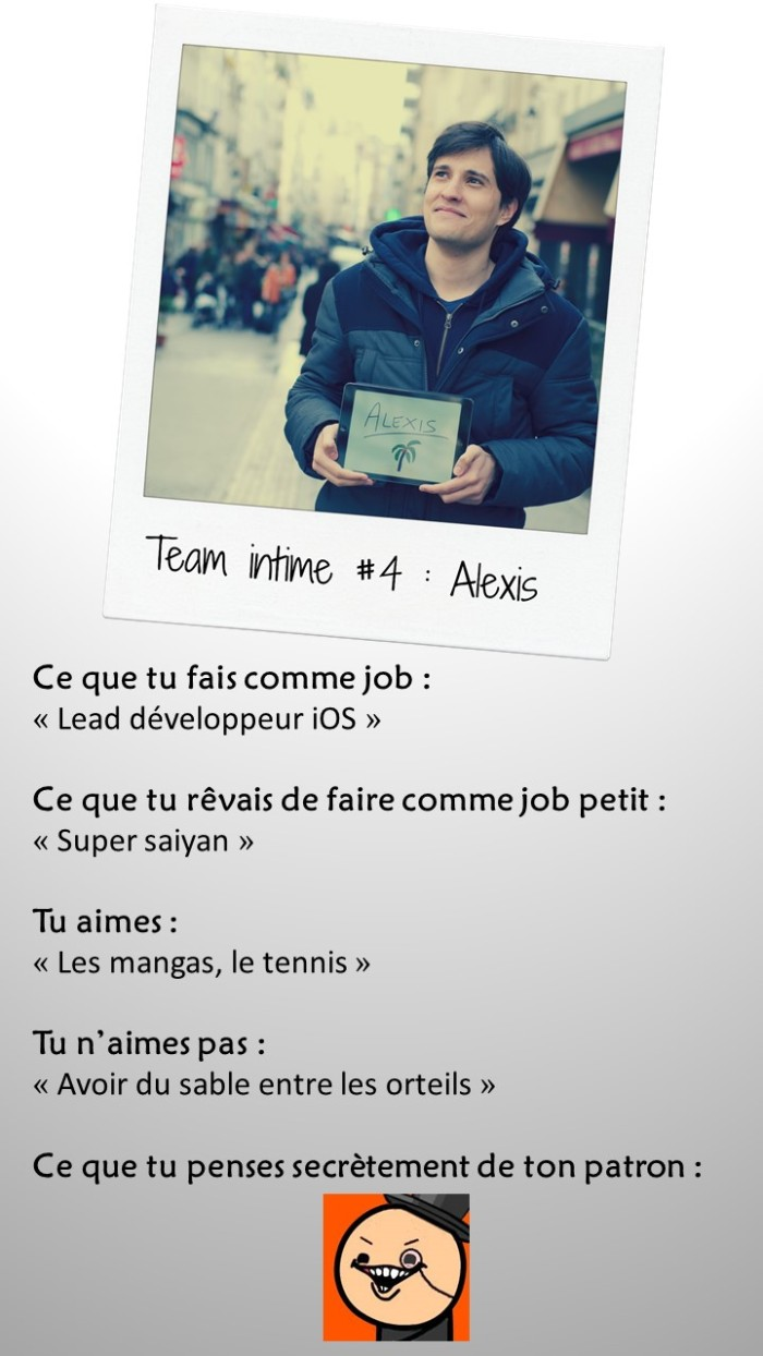 team intime alexis #4
