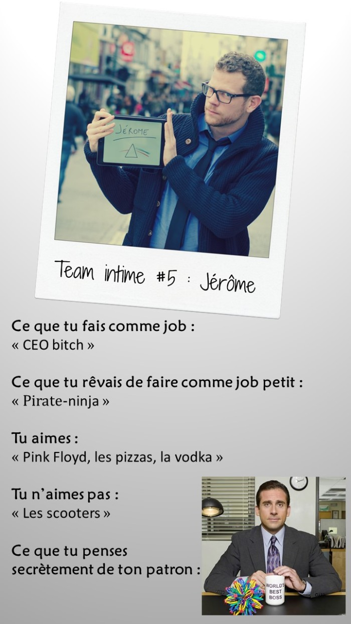 team intime jerome #5